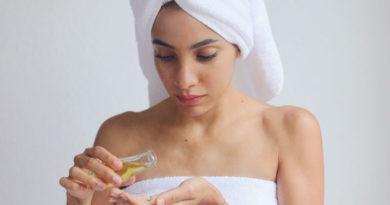 Konopný olej pro péči o pokožku a vlasy