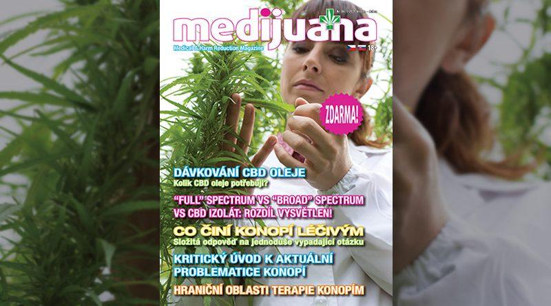 Medijuana Magazine CZ #06 (1/2020)