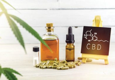 Dávkování CBD oleje (2. část)